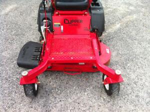 42'' zero turn lawn mower