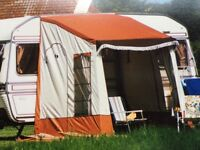 Trio Mini Universal Awning