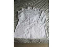 White Workshop /Lab Coat