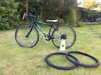 """24"""" Formeula kids cyclocross bicycle"""