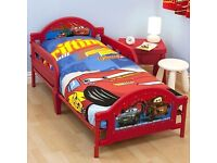 DISNEY CARS 2 – TODDLERS BED