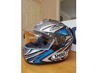 Shoei X-Spirit Daijiro helmet
