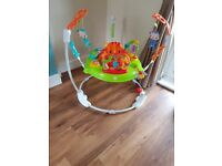 Jumperoo Fisher-Price Roaring Rainforest