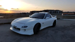 Single Turbo LHD FD - Low Km's!