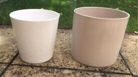 BARGAIN - plant pots and planter
