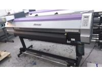 Mimaki JV33-160 Eco-Sovlent Print and Cut