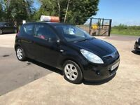 Late 2010 Hyundai i20 1.2 Comfort 3 Door **FINANCE AND WARRANTY** (clio,corsa,polo,fiesta)