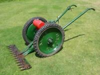 Oxford hay cutter