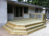 Fence and Deck Installer/Repair