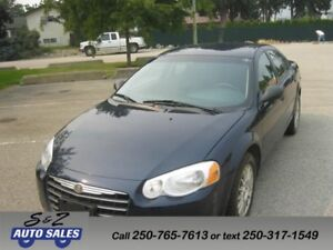 2004 Chrysler Sebring clean automatic!