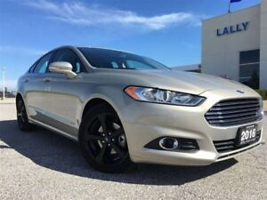 2016 Ford Fusion SE AWD 2.0L EcoBoost with Navigaiton