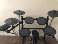 Session pro electronic drum kit.