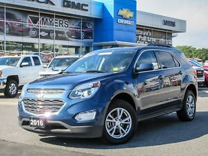 2016 Chevrolet Equinox AWD, LEATHER, SUNROOF!