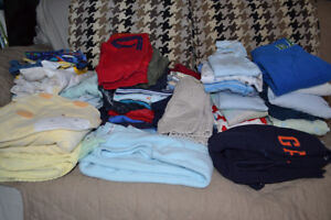 0 - 12 months baby clothes
