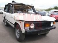 1984 RANGE ROVER 3.5 BREAK ONLY