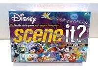 DISNEY SCENE IT? FAMILY TRIVIA & INTERACTIVE DVD QUIZ GAME