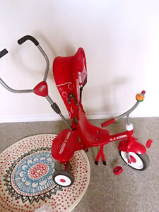 Radio flyer tricycle for 9 months to 5 year old