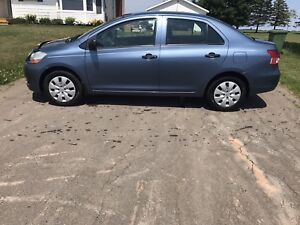 2009 Toyota Yaris ONLY 29,000km