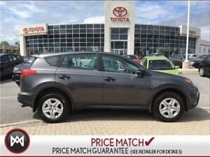 2013 Toyota RAV4 GREAT VALUE ! LOW MILEAGE!