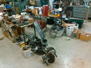 Fire Truck Parts, Nozels, Monitors, fittings and more