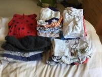 Selection of Baby Boys clothes 3-6