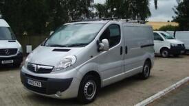 2013 VAUXHALL VIVARO 2.0 CDTI [115PS] LWB Sportive Van Euro 5 NO VAT