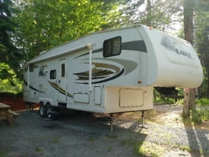 Roulotte (Fifth Wheel) Jayco 30.5 Pieds 2008