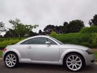 "APPRECIATING CLASSIC (2000) AUDi TT Quattro 1.8T 225 BHP GENUINE 70k MILES/Heated Leather/18"" Alloys"