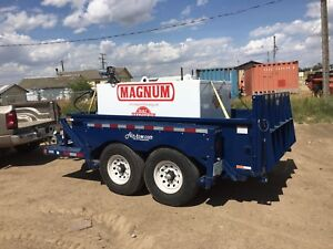 3000 litre magnum transport Canada approved fuel tank