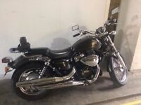 Honda VT 750RS 2010 Motorcycle for sale, good condition 24,500 miles, North East London
