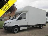 2013 63 MERCEDES-BENZ SPRINTER 2.1 313CDI LWB LUTON BOX. TAIL-LIFT. 1 OWNER. PX
