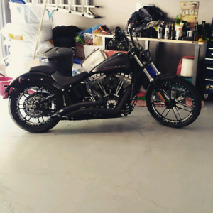 Accepting Offers 2013 Harley Blackline 103 Engine