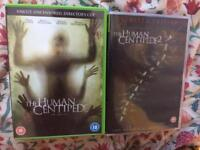 Human centipede 1 and 2 special edition