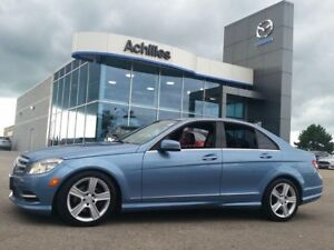 2011 Mercedes-Benz C-Class C 250, Leather, Loaded