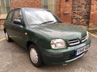 Nissan Micra 1.0 Reliable Car Drives Very Good