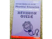 EDEXCEL GCSE Physical Education Theory of PE Revision Guide