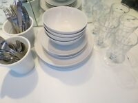 Ikea Crockery, Cutlery and Glasses