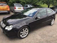 Immaculate Mercedes Class C180 For Sale