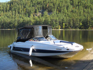 2014 Bayliner 190 DB w/115 hp Mercury OB and Trailer