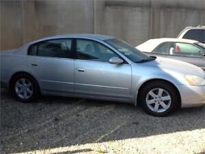 1 DAY ONLY 2002 CHEV ALTIMA $2500 FIRM 1831 SASK AVE