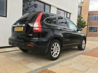 2008│Honda Cr-V 2.0 i-VTEC EX Station Wagon 5dr│2 Former Keepers│Leather│Service History│1 Year MOT