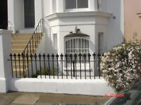 A delightful 2 double bedroom garden flat for a couple - 5 min to Clapham Junction