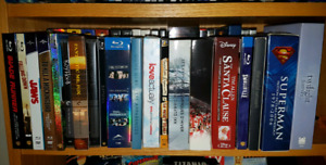 Blu Ray Special Edition Movies and Box Sets