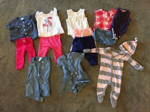 Baby Girl 3 m clothes 38 items for $85 like new!