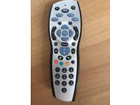 Sky Remote Control for HD Sky Box (working condition – hardly used)