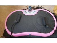 Gym Master Super Ultrathin Vibration Plate