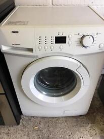 White 6kg 1400 spin Washing Machine Fully Working Order Vgc £75 Sittingbourne