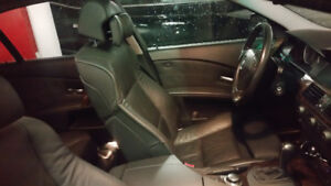 2004 BMW 5-Series 545i Sedan 2 sets of rims and clean must see