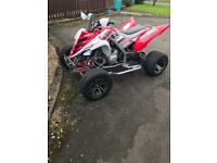 Yamaha Raptor 700 r road legal quad