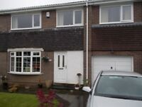 4 Bed Semi in quiet Northumberland village of Ponteland, hosting every amenity possible